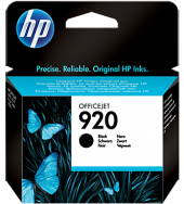 Tinta HP Officejet 7000 (920 Black)