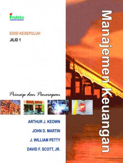 Manajemen Keuangan: Prinsip dan Penerapan (Jilid 1) (Edisi 10)