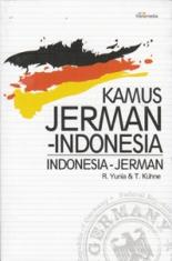 Kamus Jerman-Indonesia: Indonesia-Jerman