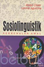 Sosiolinguistik: Perkenalan Awal (Edisi Revisi)
