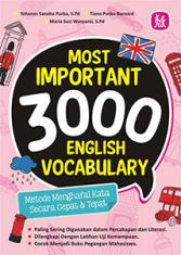Most Imprtant 3000 English Vocabulary