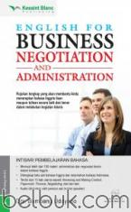 English For Business Negotiation and Administration