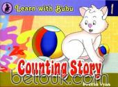 Learn with Bubu 1: Counting Story