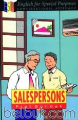 English for Special Purposes: Salesperson