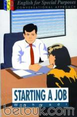 English for Special Purposes: Starting A Job