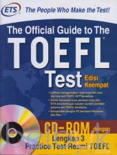 The Official Guide to The TOEFL Test (Edisi 4)