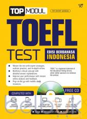 Top Modul TOEFL Test (Edisi Berbahasa Indonesia)