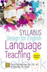 Syllabus Design For English Language Teaching (Second Edition)