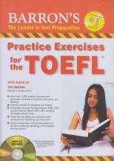 Barron's Practice Exercises for the TOEFL (7th Edition)