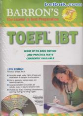 Barron's TOEFL IBT (The Leader in Test Preparation) (13th Edition)