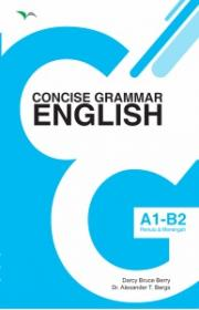 Concise Grammar: English
