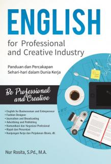 English for Professional and Creative Industry