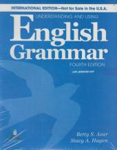Understanding and Using English Grammar With Answer Key (4th Edition)