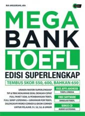 Mega Bank TOEFL (Edisi Superlengkap)