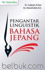 Pengantar Linguistik Bahasa Jepang
