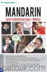Daily Conversations + Words: Mandarin