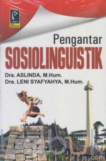 Pengantar Sosiolinguistik
