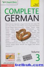 Complete German ( Volume 3) + CD