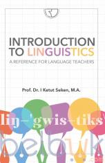 Introduction to Linguistics a Reference For Language Teachers