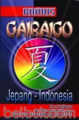 Kamus Gairaigo Jepang - Indonesia