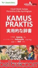Kamus Praktis Jepang - Indonesia - Bali