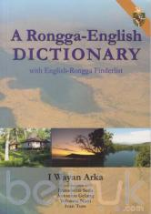 A Rongga-English Dictionary: With English-Rongga Finderlist