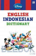 Disney English - Indonesian Dictionary (Soft Cover)