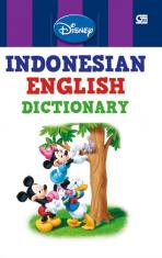 Disney Indonesian - English Dictionary (Hard Cover)