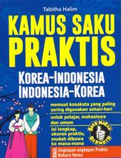 Kamus Saku Praktis Korea - Indonesia, Indonesia - Korea