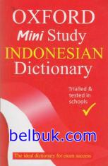 Oxford Mini Study Indonesia Dictionary