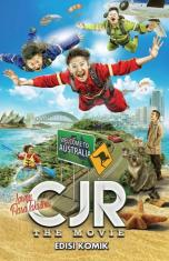 CJR The Movie (Edisi Komik)