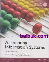 Accounting Information Systems (Global Edition) (13th Edition)