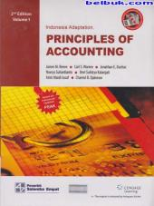 Principles of Accounting Indonesian Adaptation (Volume 1) (2nd Edition)