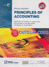Principles of Accounting: Billingual Adaptation