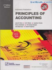 Principles of Accounting: Indonesia Adaptation (Volume 2) (2nd Edition)
