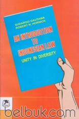 An Introduction to Indonesian Law: Unity in Diversity