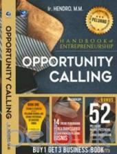 Handbook of Entrepreneurship: Opportunity Calling