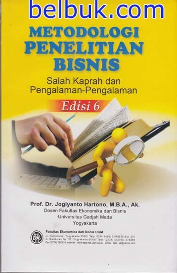 Metode Penelitian Bisnis Sugiyono Ebook Download