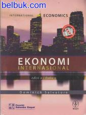 Ekonomi Internasional (International Economics) (Buku 2) (Edisi 9)