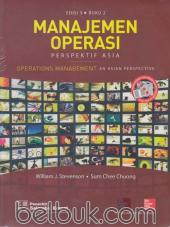 Manajemen Operasi: Perspektif Asia (Operations Management: An Asian Perspective) (Buku 2) (Edisi 9)