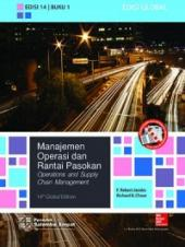 Manajemen Operasi dan Rantai Pasokan: Operation and Supply Chain Management (Buku 1) (Edisi 14)