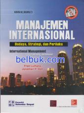 Manajemen Internasional: Budaya, Strategi, dan Perilaku (International Management: Culture, Strategy and Behavior) (Buku 1) (Edisi 8)