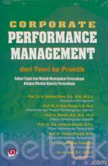 Corporate Performance Management: Dari Teori ke Praktek