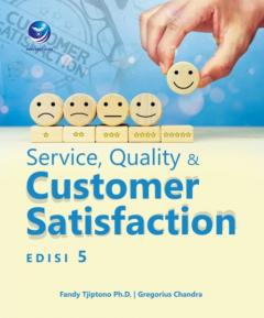 Service, Quality dan Satisfaction (Edisi 5)