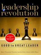 Leadership Revolution: Good to Great Leader