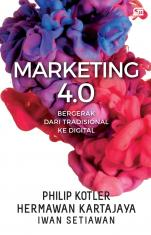 Marketing 4.0: Bergerak dari Tradisional ke Digital