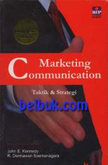 Marketing Communication: Teknik & Strategi