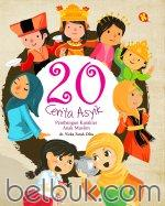 Buku 20 Cerita Asyik Pembangun karakter Anak Muslim