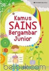 Kamus Sains Bergambar Junior