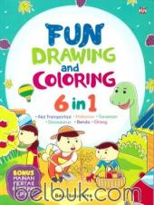 Fun Drawing and Coloring: 6 in 1